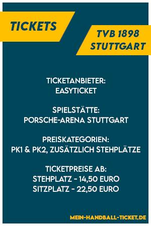 TVB Stuttgart Tickets