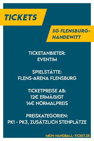 Infos zu SG Flensburg-Handewitt Tickets
