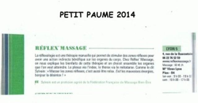 réflex'massage petit paumé lyon