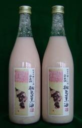 桃色にごり酒 平井城 桃色薫酒 720ml