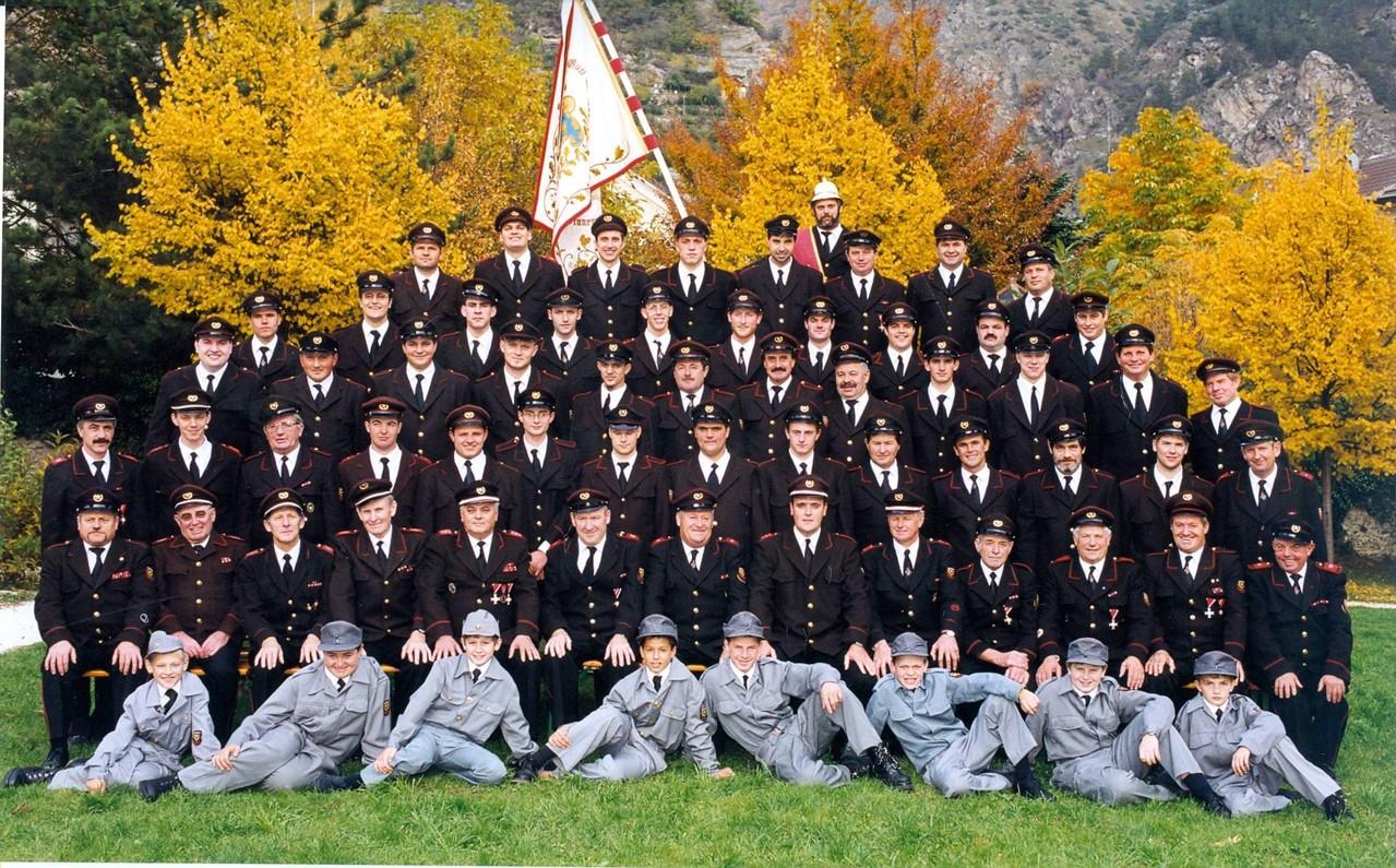 Gruppenfoto 1999