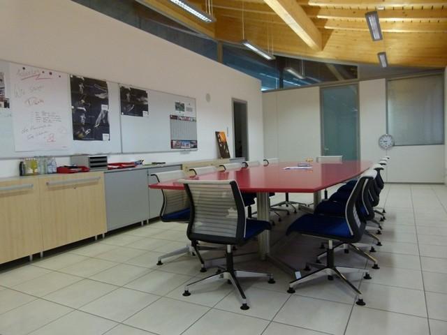 Der Sitzungssaal der FF Schlanders und des BFV Untervinschgau