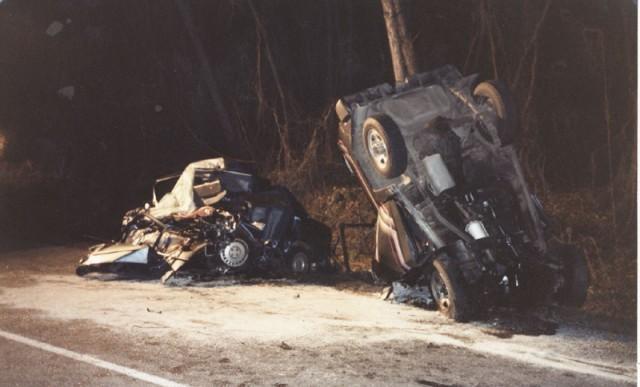 Tödlicher Verkehrsunfall Umfahrung Latsch