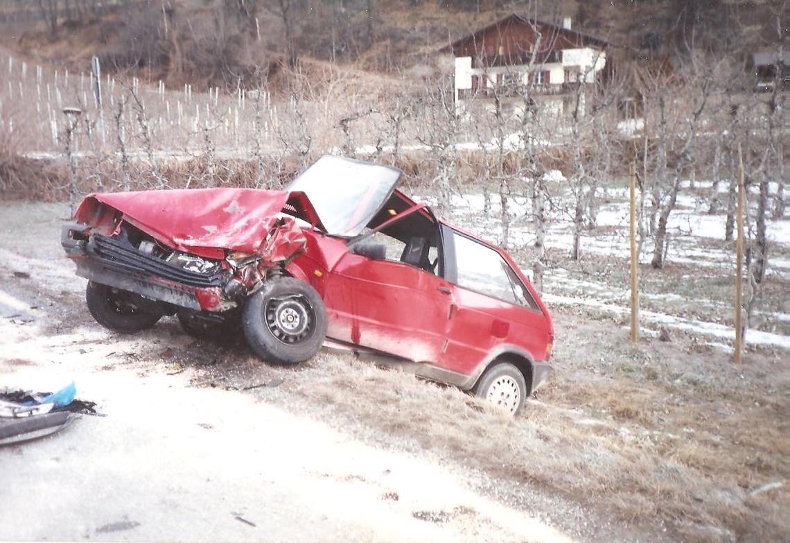 Unfall Moarkurve