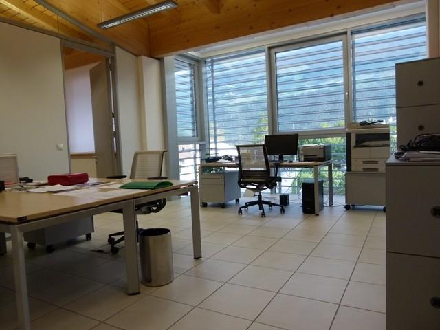Das Büro der FF Schlanders