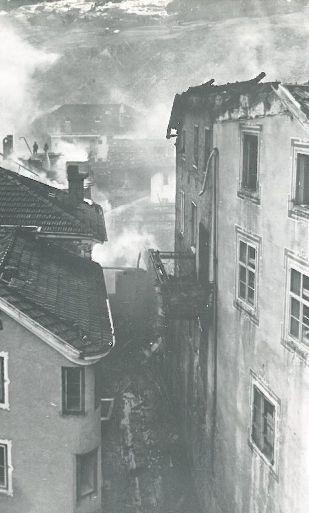 Brand Rosenwirt 1932