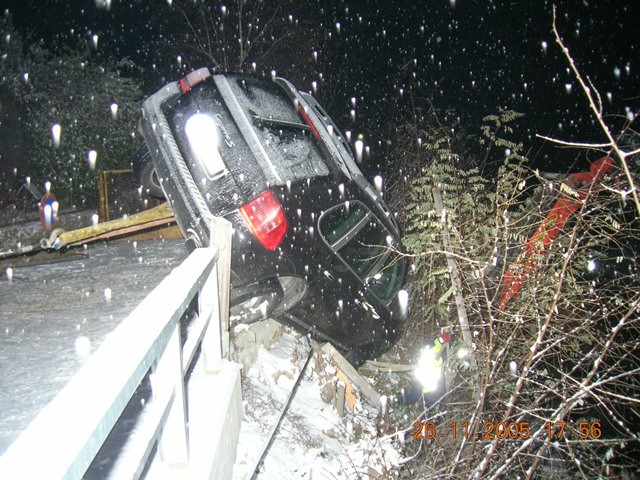 PKW Unfall 2005