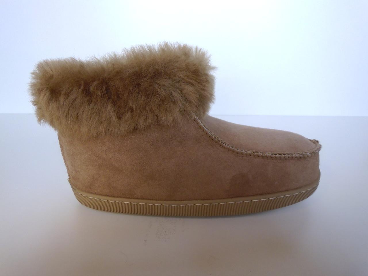 couleurs harmonieuses qualité fiable correspondant en couleur Chaussons en peau de mouton ou fourrés à la laine de mouton modèle femme