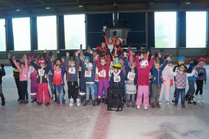 Talentsichtung Kids on Ice 11/2017