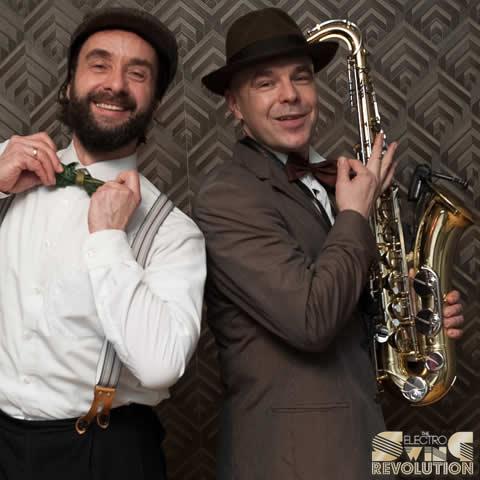 DJ+ (mit Martin Willy/Saxofonist)