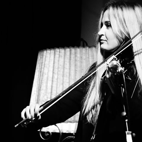 Violinistin Lil Ulmann