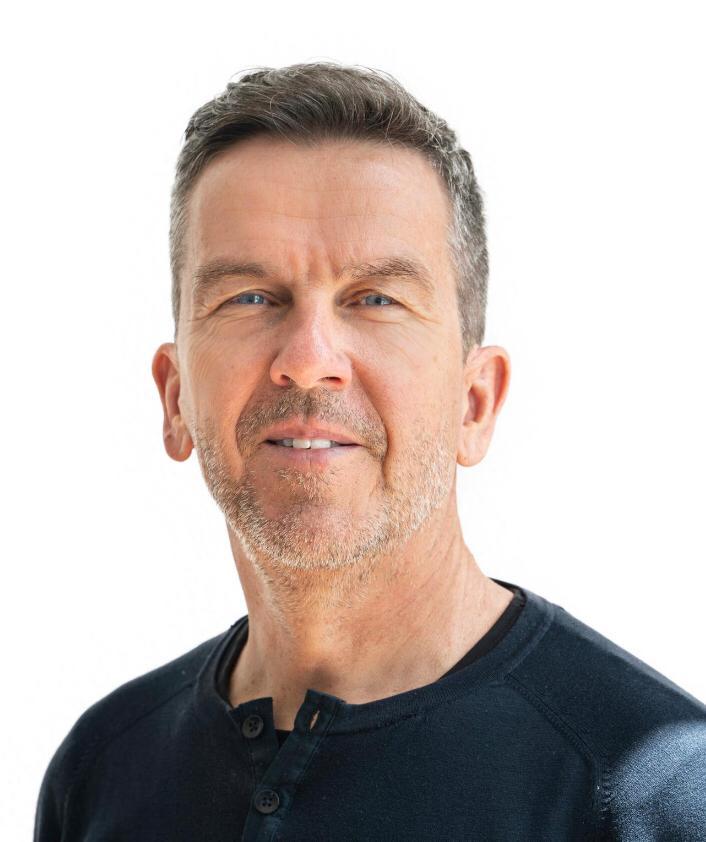 Markus Farner - Revisor