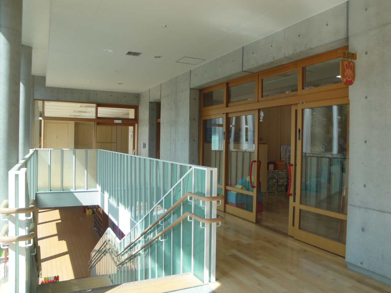 2階うさぎくらぶ
