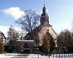 Die Treburer Laurentiuskirche