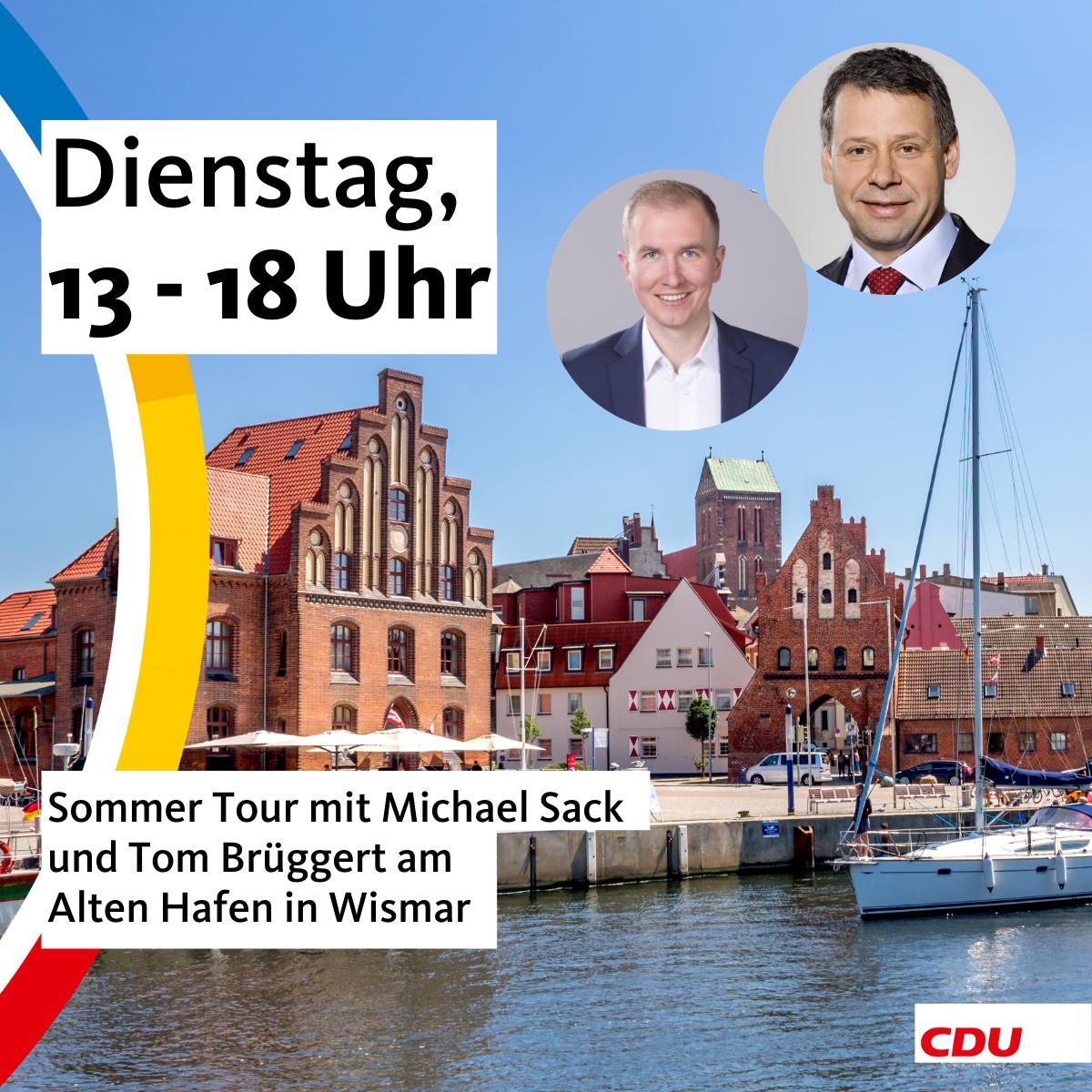 Sommertour mit Michael Sack und Tom Brüggert