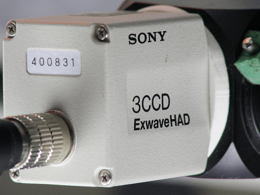 Sony-3-Chip-Kamera