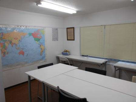 2階教室(英会話教室)