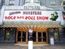 モンスターロックンロールショー