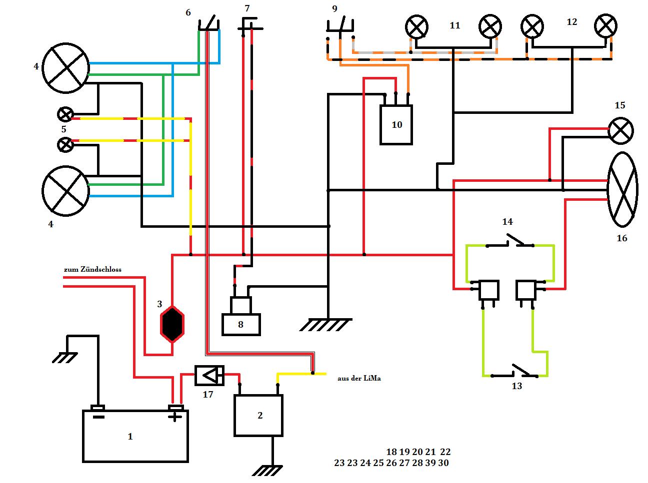 Fantastisch Yamaha Banshee Schaltplan Fotos - Der Schaltplan ...