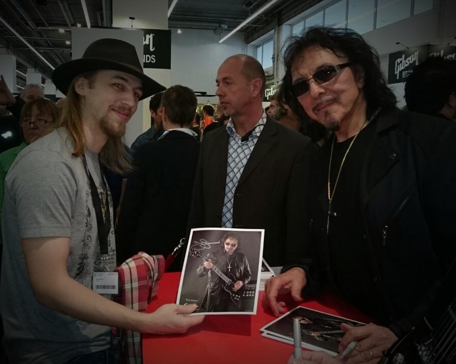 Tony Iommi 2014 (Black Sabbath)