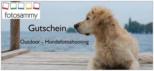 Gutschein Hundefotografie Fotoshooting Gütersloh
