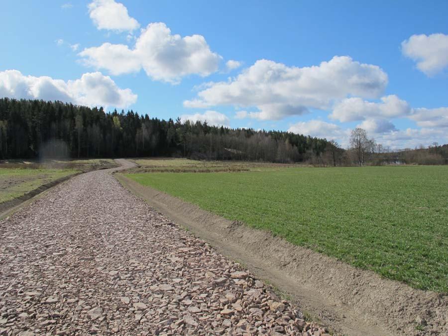 Nach Jahrzehnten eine neue Strasse von 1,8 km