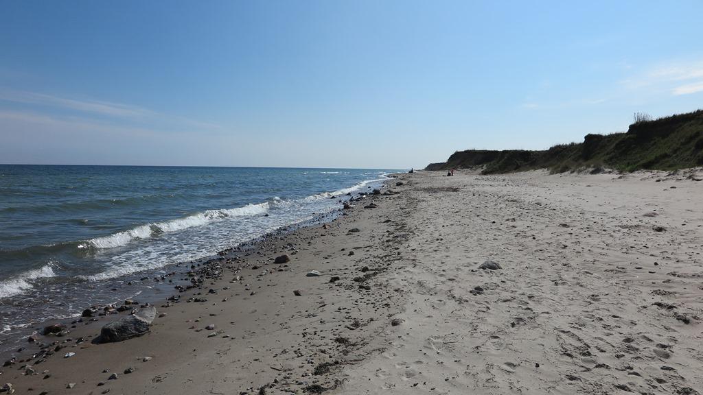 Und dann das Meer, das ist auch nicht weit :-)