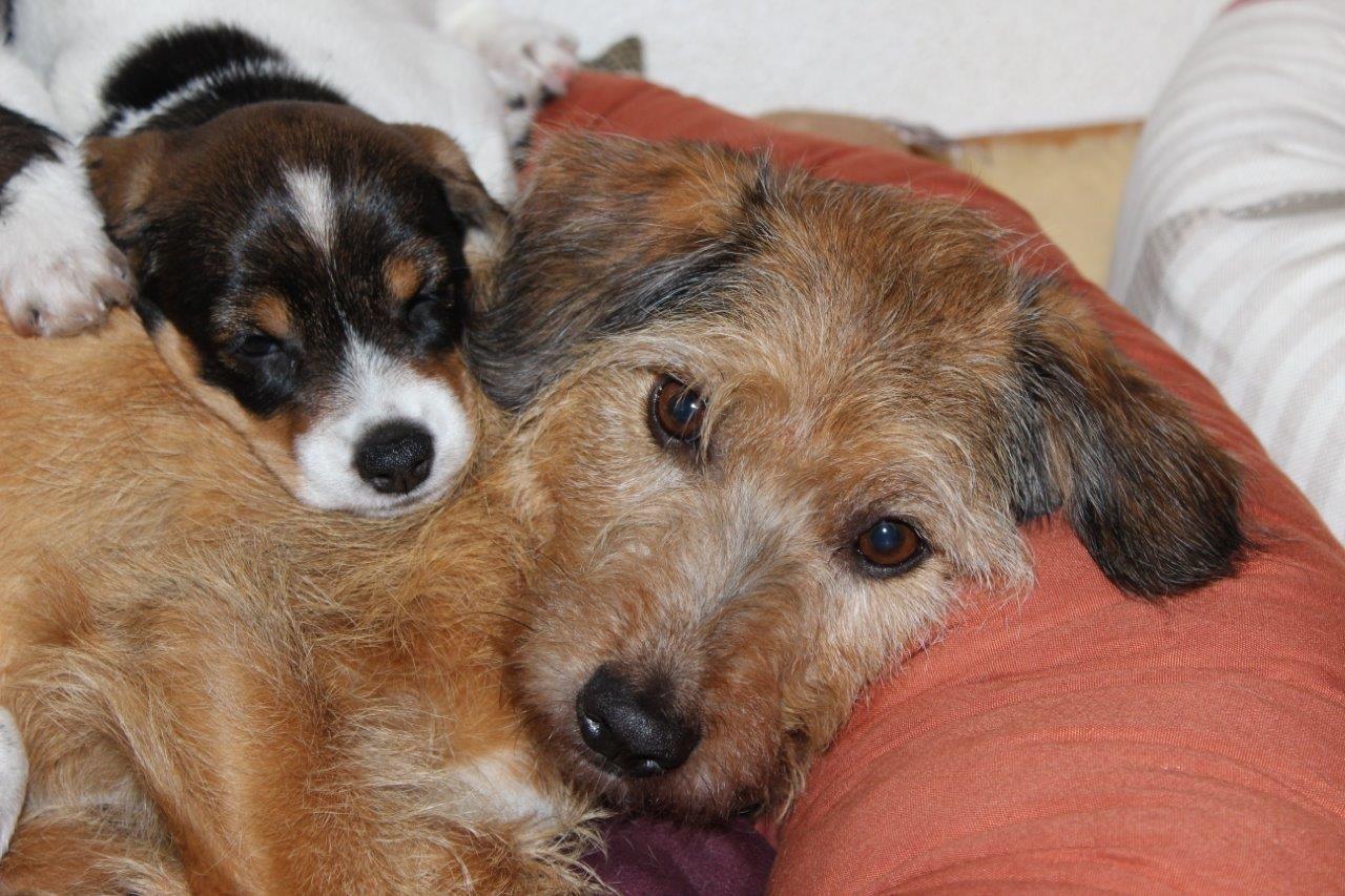 Kukki und Nuria