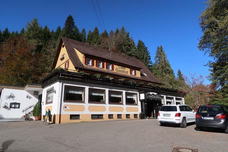 Die Kropfmühle in Seewald - es war rundum super hier! Gerne wieder :-)