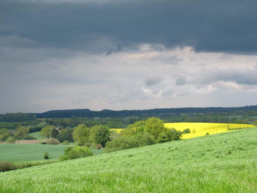 Sagenhafte Landschaft...
