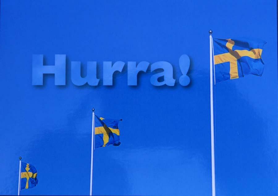 Hurra - endlich wieder Schweden :-)