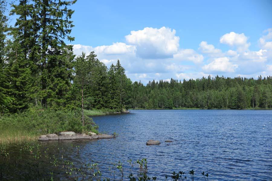 Hier mal ein ganz anderer See