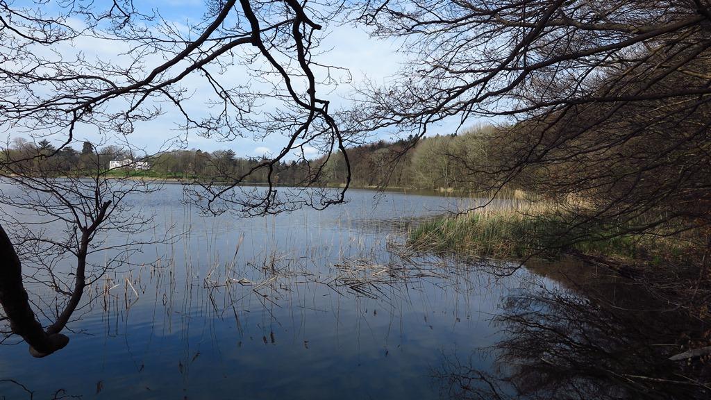 Viele schöne Seen