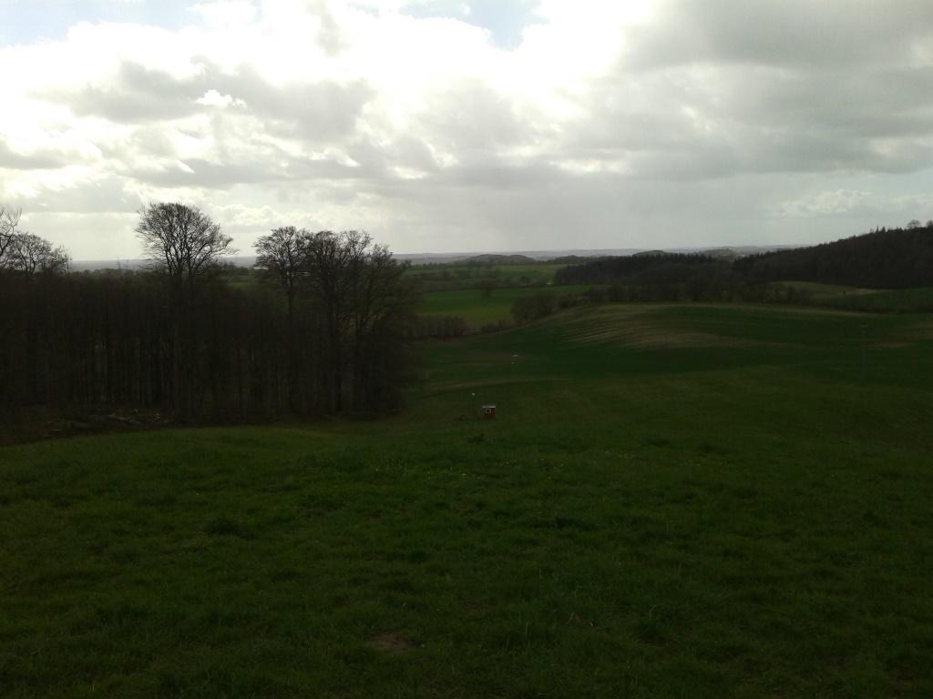 Und so schöne Landschaft...