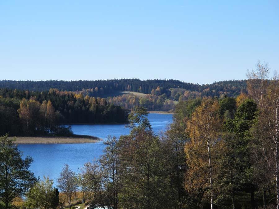 Unser See mal aus anderem Blickwinkel...