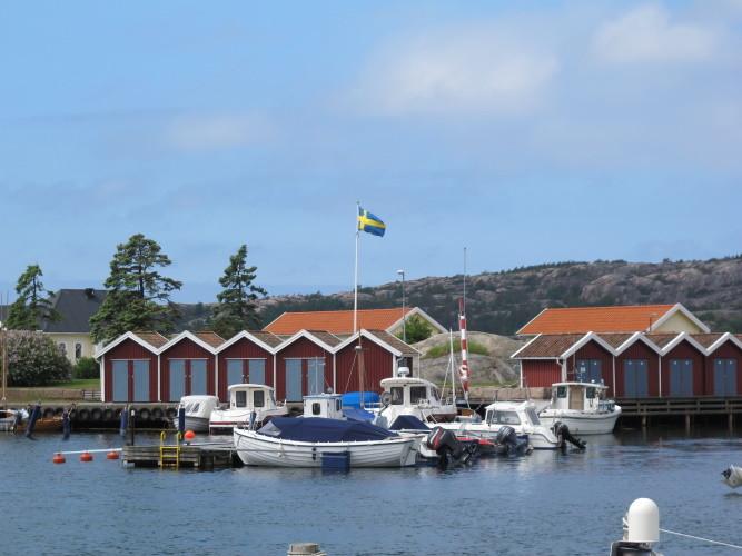Maritime Schwedenstimmung...