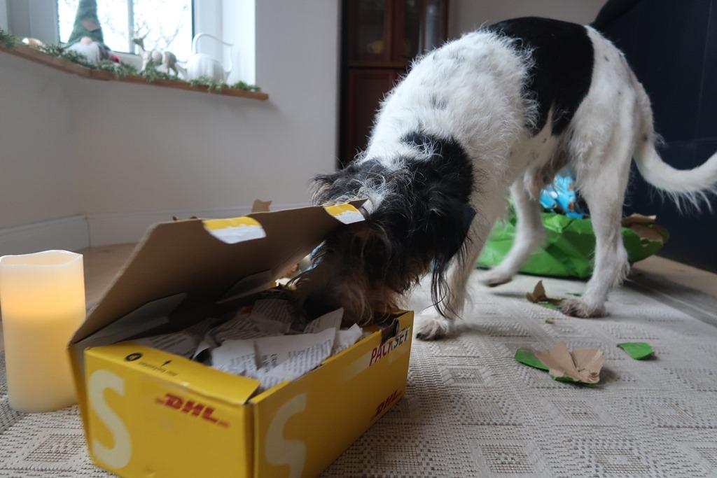 Oh und noch ein Paket :-)
