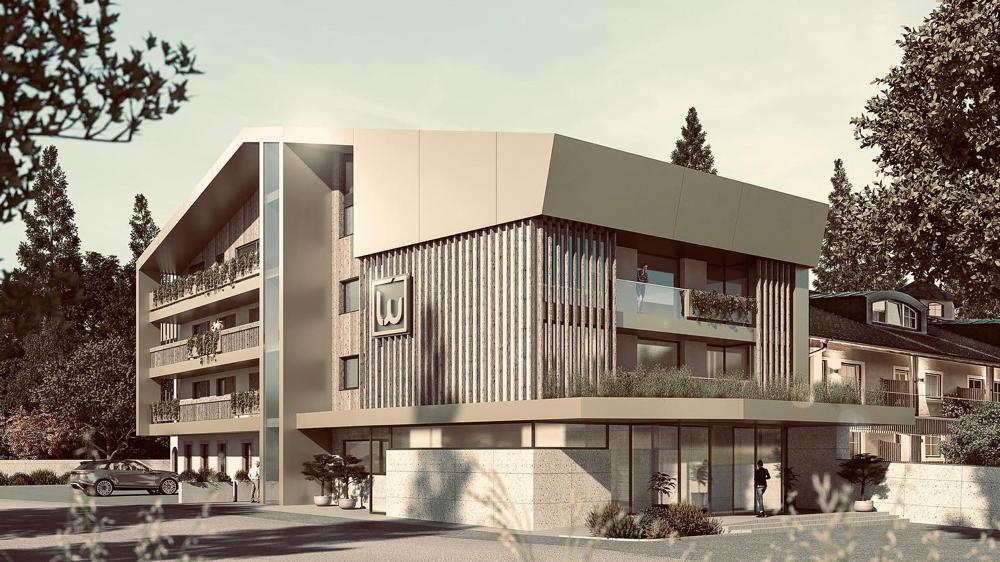 Hotel Langwies 2021   Projekt- und Bauleitung