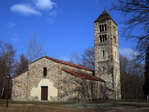 Chiesa Romanica di San Secondo - Magnano