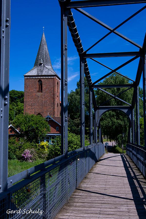 Kanalbrücke Berkenthin