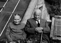 Lina und Alfred Baumann-Röthlisberger