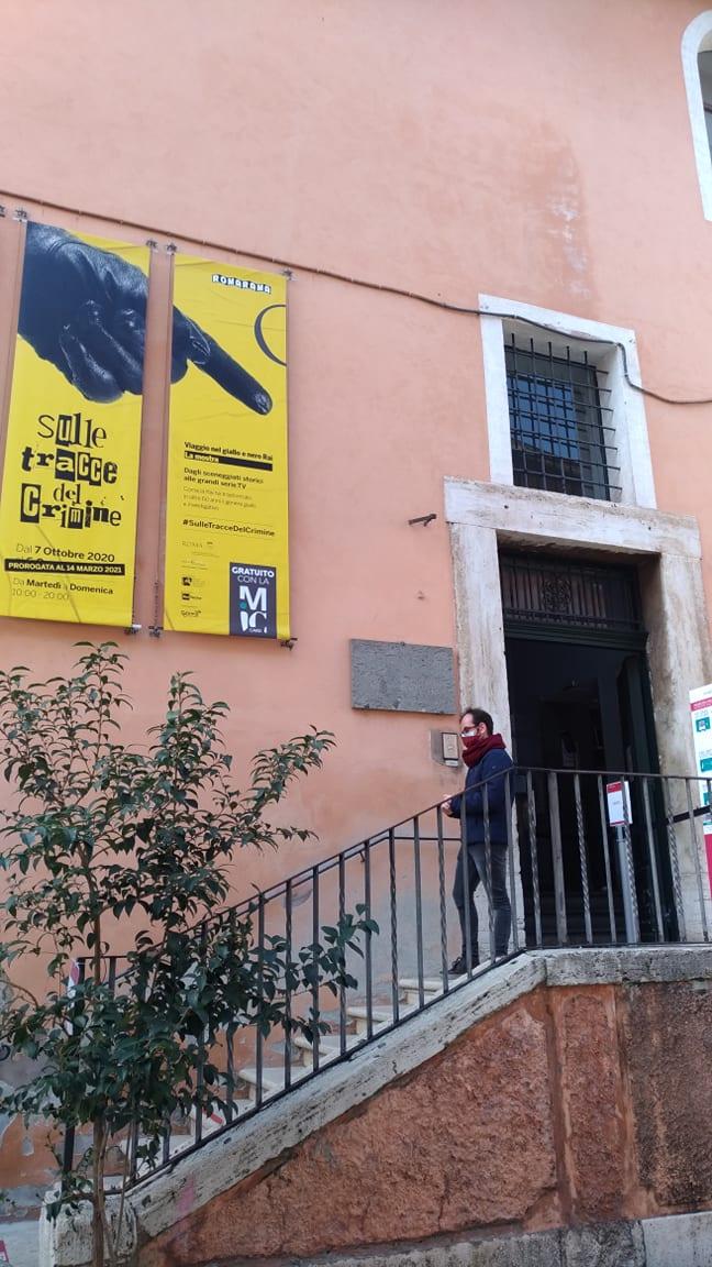 Museo di Roma in Trastevere - Pinte al Museo