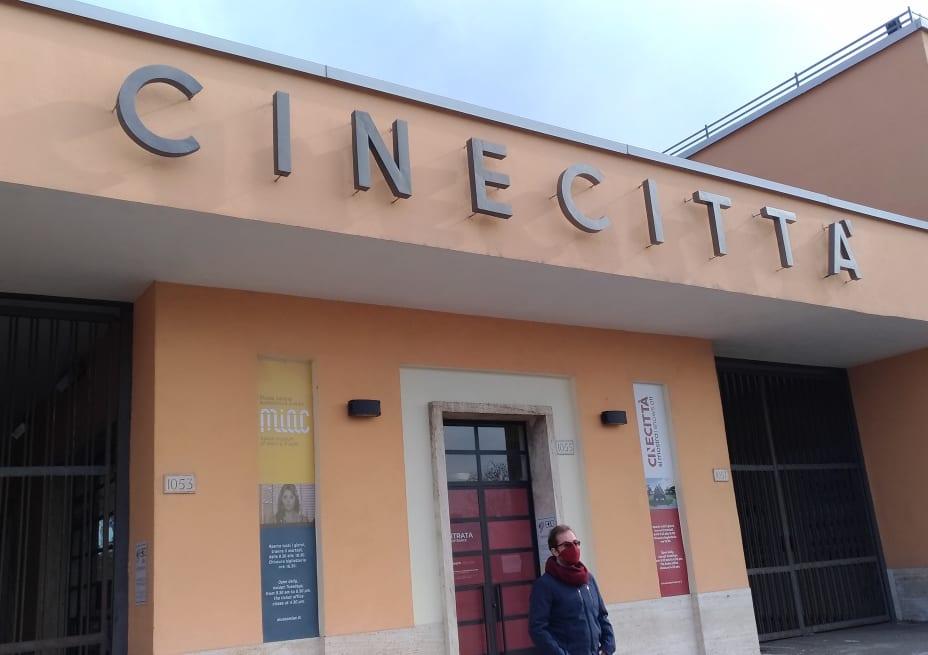 Cinecittà - Pinte al Museo