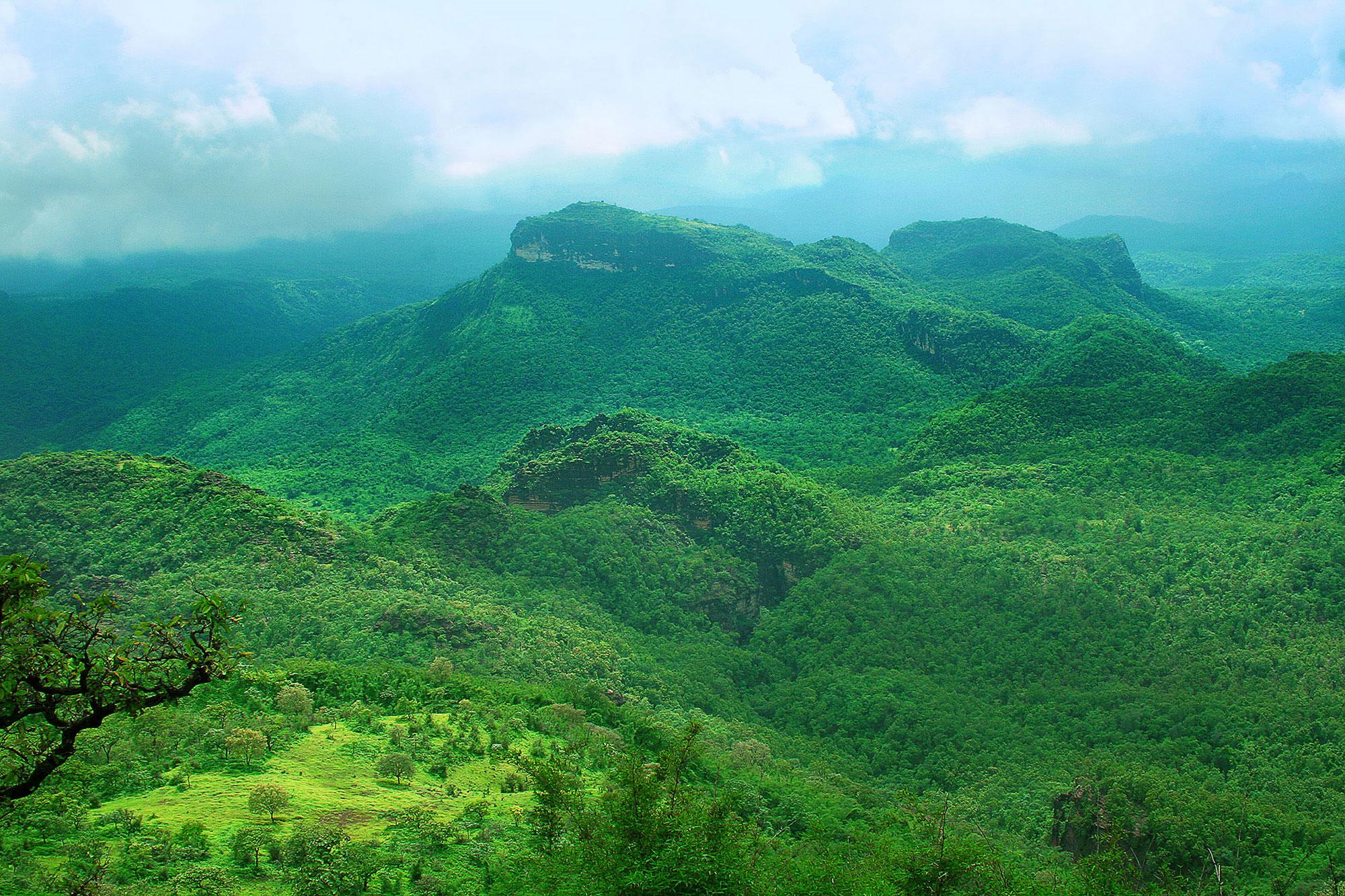Pachmarhi - Dhup Gar
