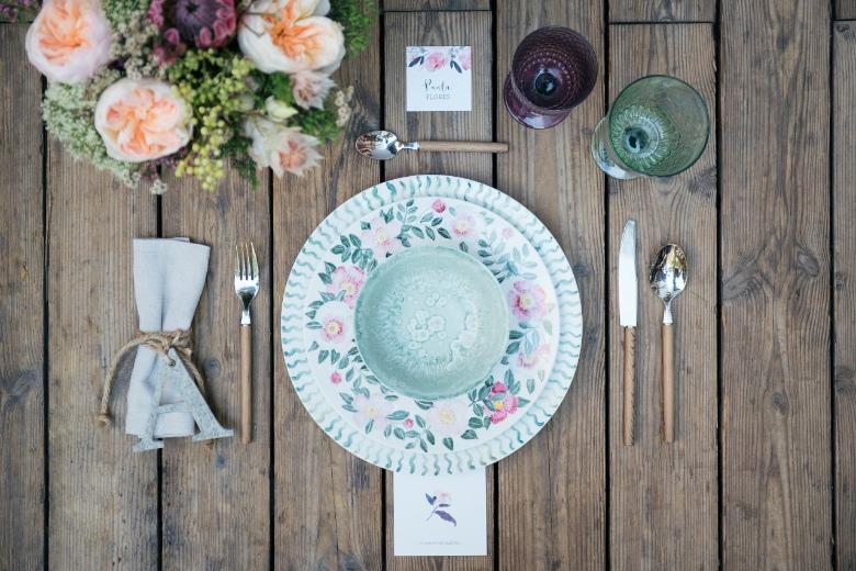 alt decoracion mesa banquete boda rustica