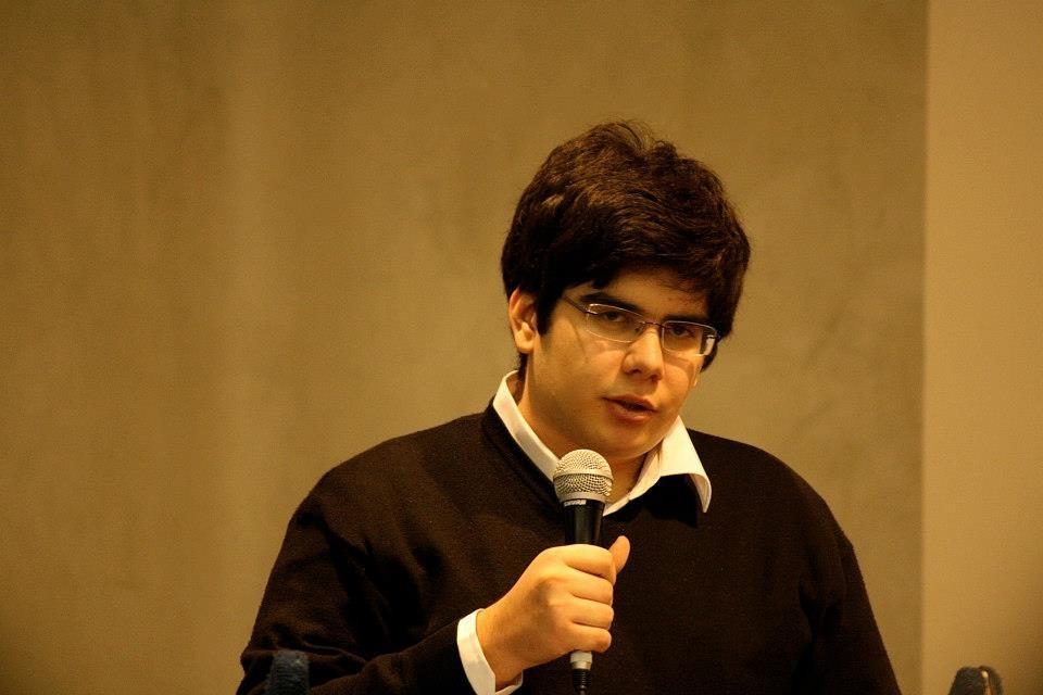Riccardo Pilat fondatore e promore del progetto Dante 150