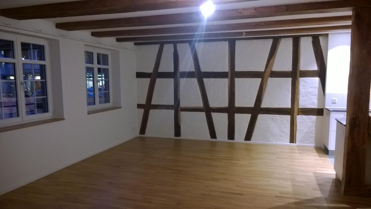 Umbau Bauernhaus, 8450 Andelfingen/ZH