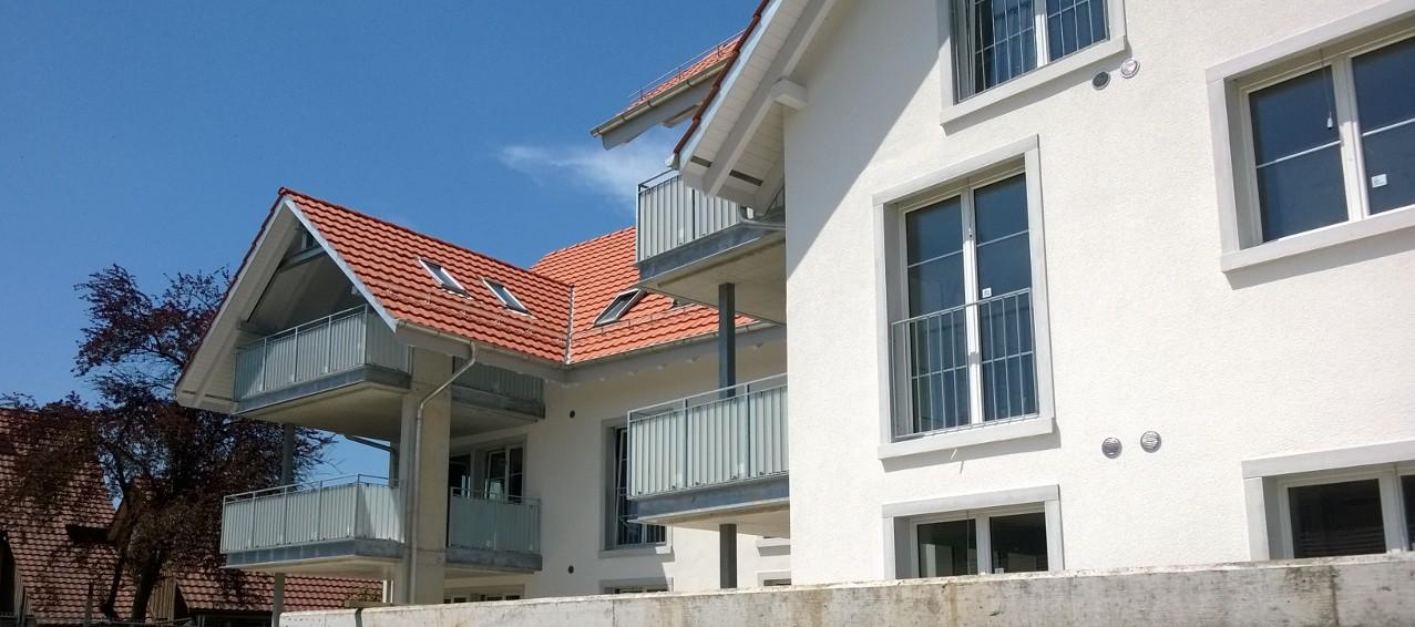 Mehrfamilienhaus, 8461 Oerlingen/ZH