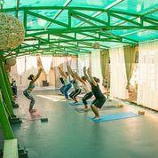 yoga, urlaub, meer, greichenland, corfu