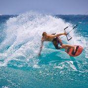 Wasser, Sport, Surfing, Kite Surf, Sommer, Meer, Corfu